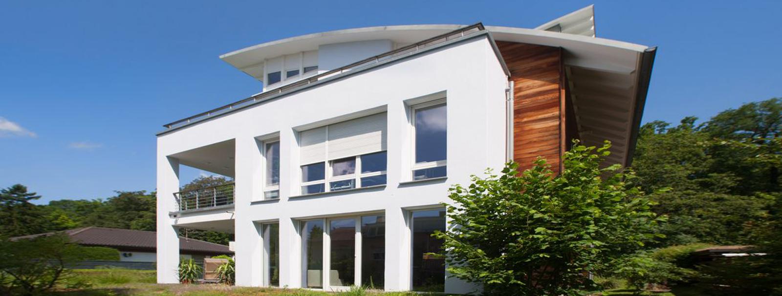 Referenz-Projekte für seriösen und zeitlosen Wohnbau