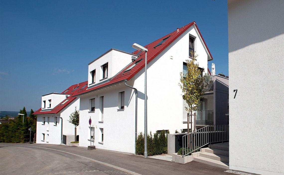 Referenzbeispiel des Architekturbüros Reisser in Ludwigsburg