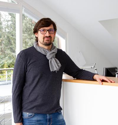 Geschäftsführer André Lang