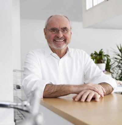 Geschäftsführer Wolfgang Reisser